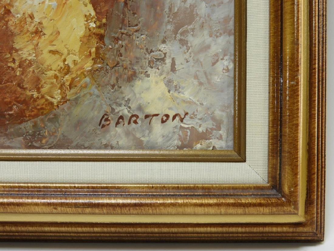 Donald Barton Impressionist Female Nude Painting - 4