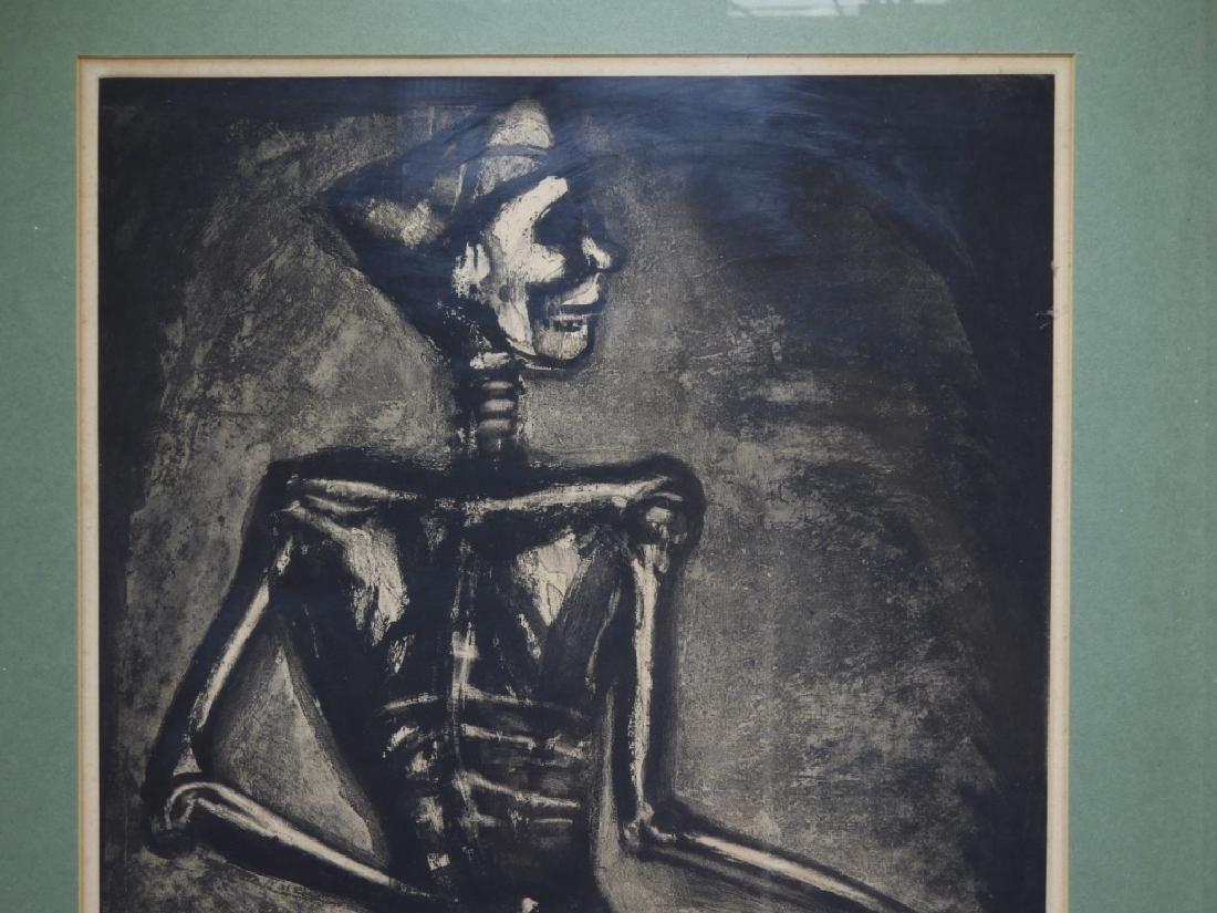 Georges Rouault Homo Homini Lupus - 2