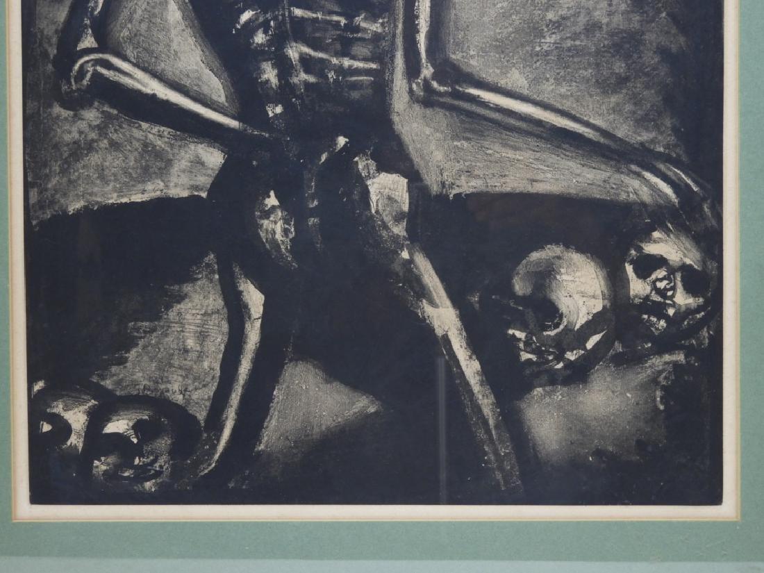 Georges Rouault Homo Homini Lupus - 3