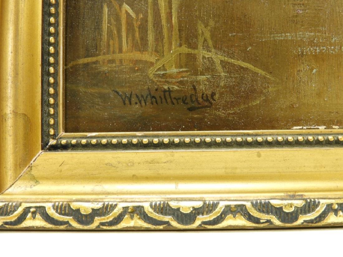 Worthington Whittredge Hudson River OP Painting - 5