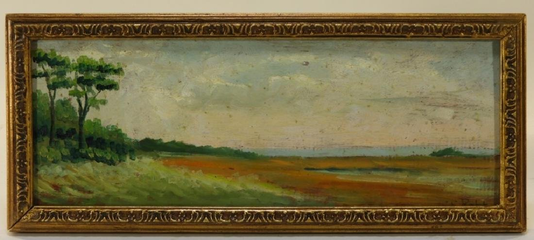 Elizabeth Robb Impressionist Landscape Painting