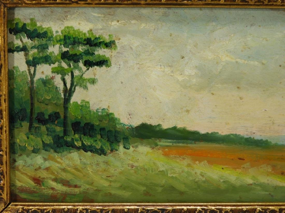 Elizabeth Robb Impressionist Landscape Painting - 2