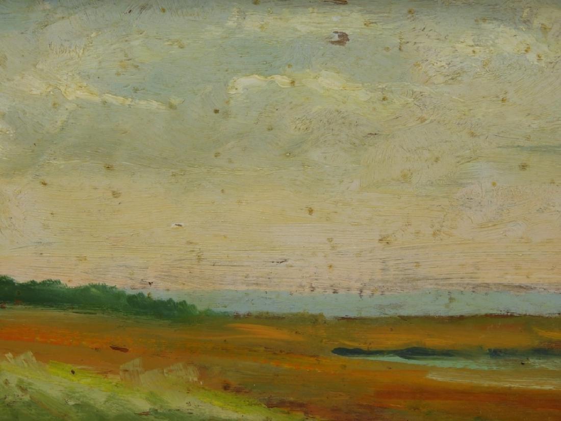 Elizabeth Robb Impressionist Landscape Painting - 4