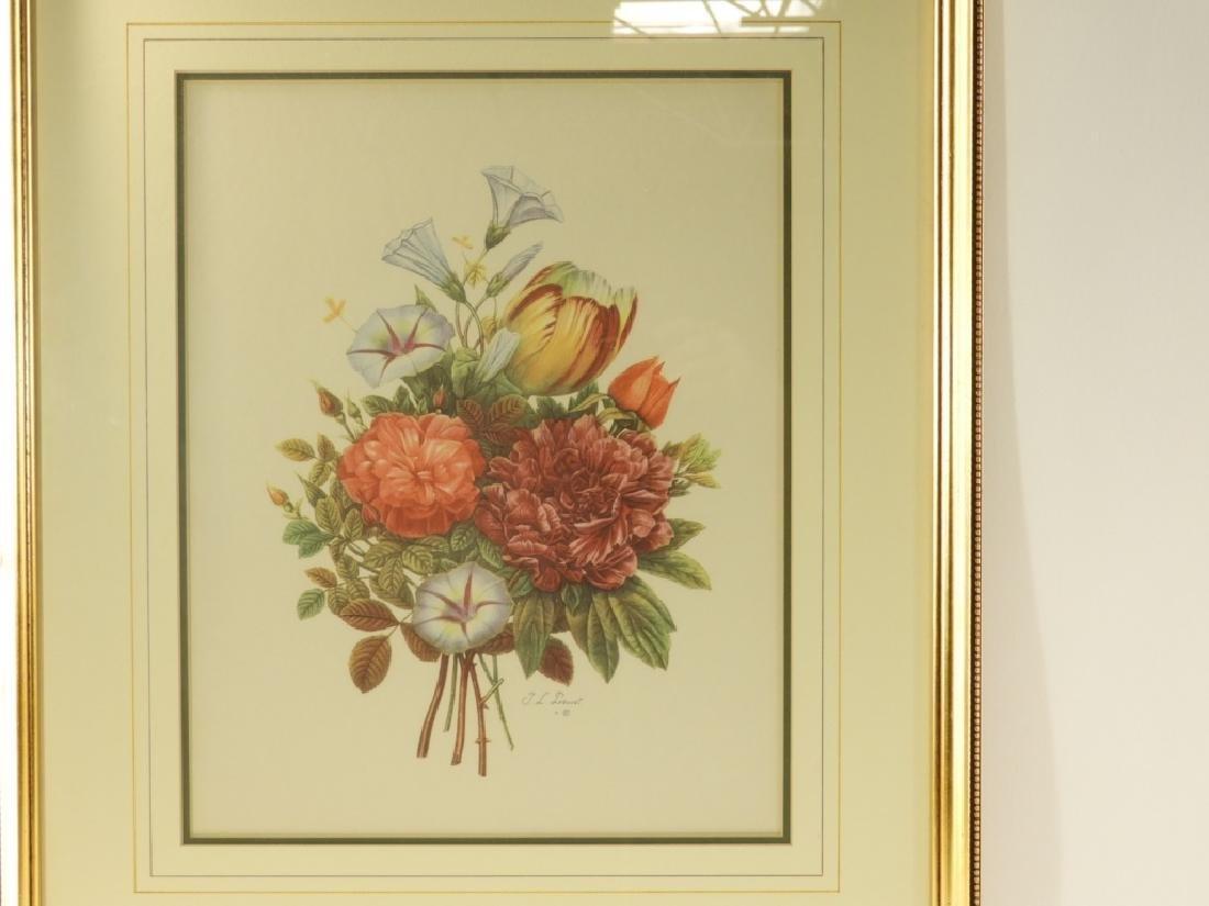 4 Prevost Decorative Floral Spray Botanical Prints - 5