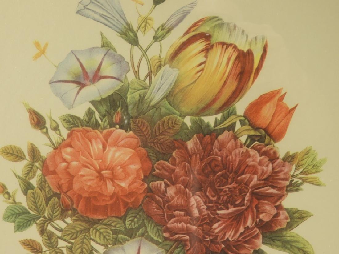 4 Prevost Decorative Floral Spray Botanical Prints - 6