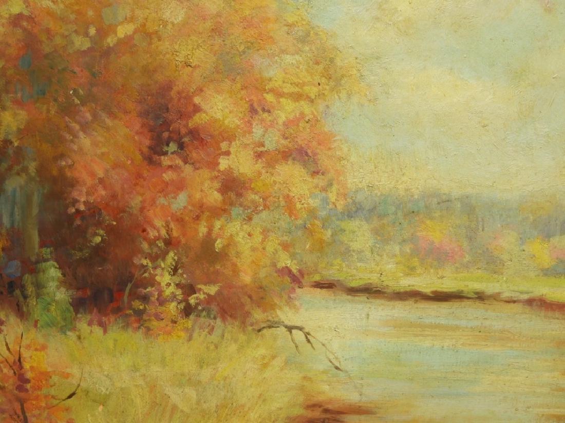 Raymond Hammell Autumn Landscape Painting - 3