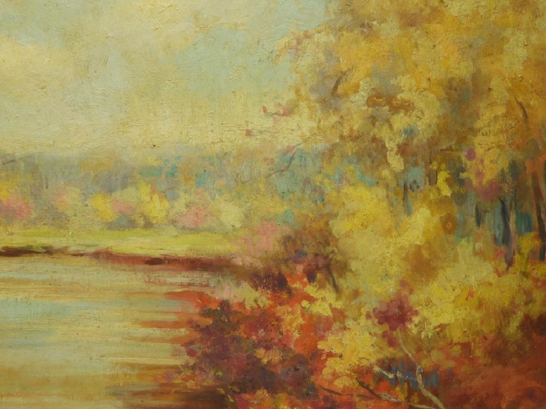 Raymond Hammell Autumn Landscape Painting - 4