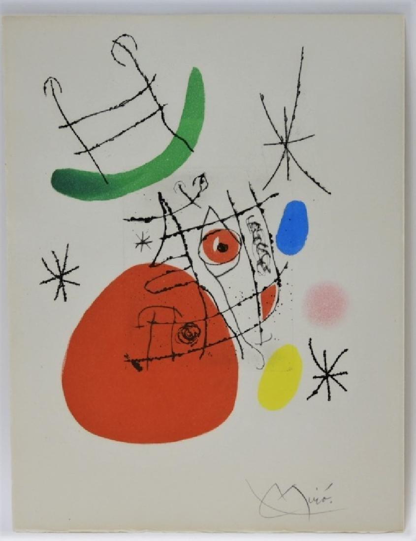 Joan Miro El Inocente Complete Etching Portfolio - 3