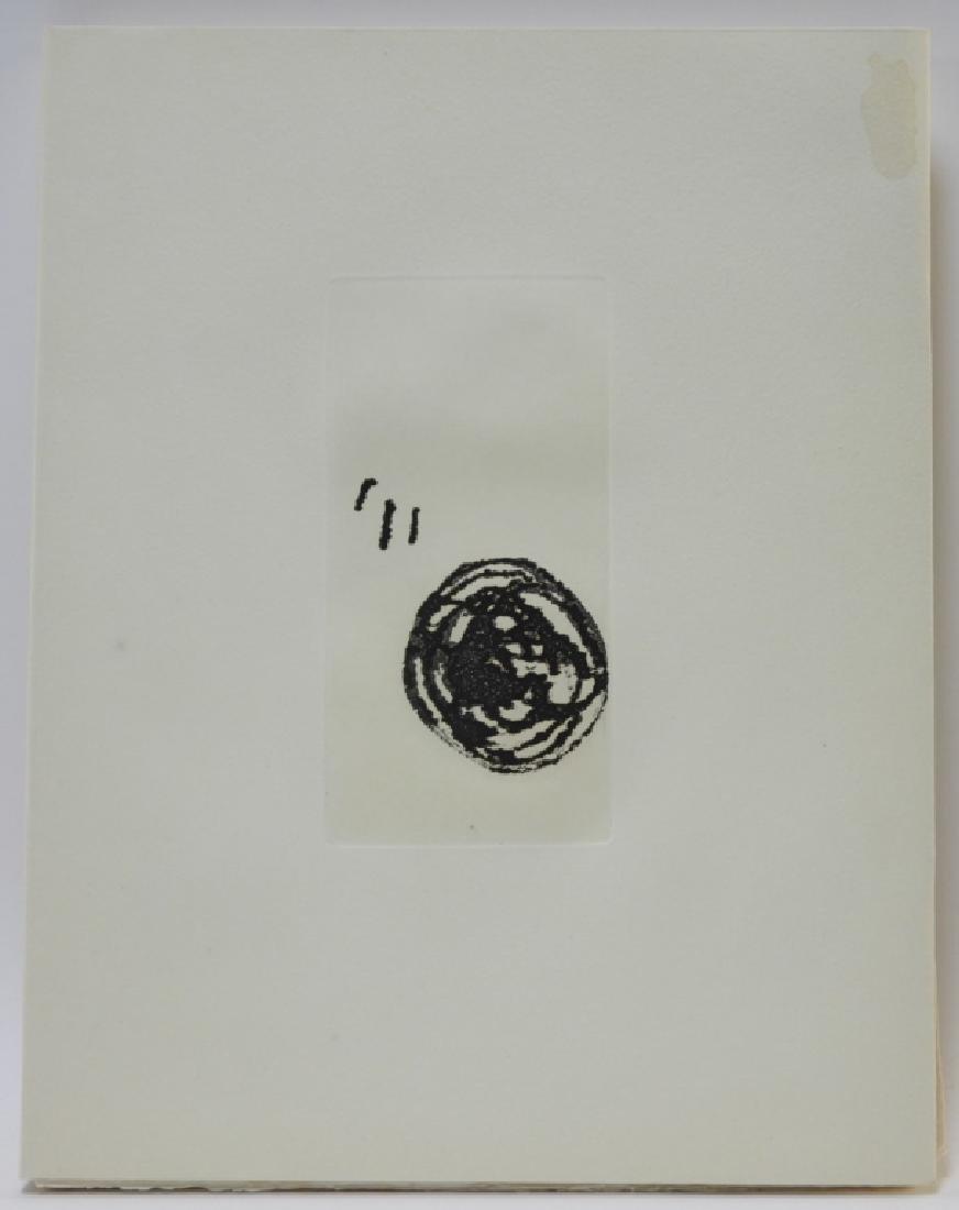 Joan Miro El Inocente Complete Etching Portfolio - 4