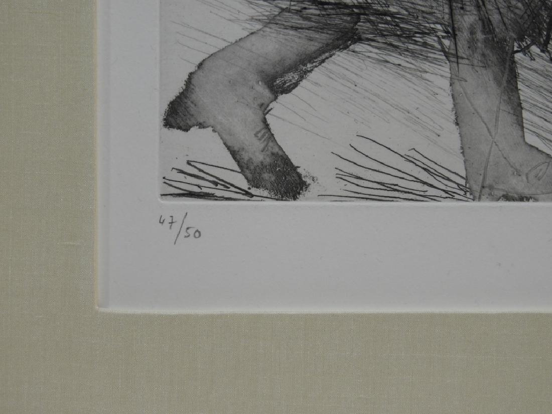 Pablo Picasso Suite 347 No.106 Etching 47/50 - 4