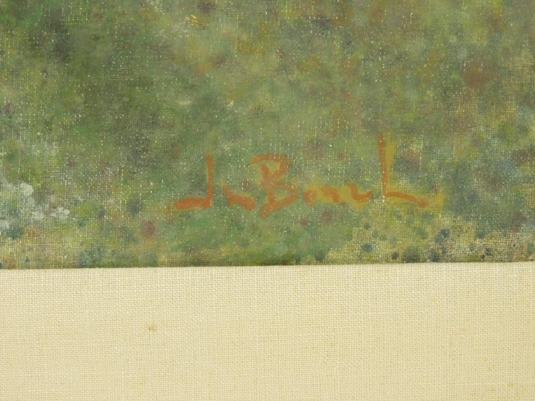 Jean Bonal Dutch Farm Landscape Painting - 4