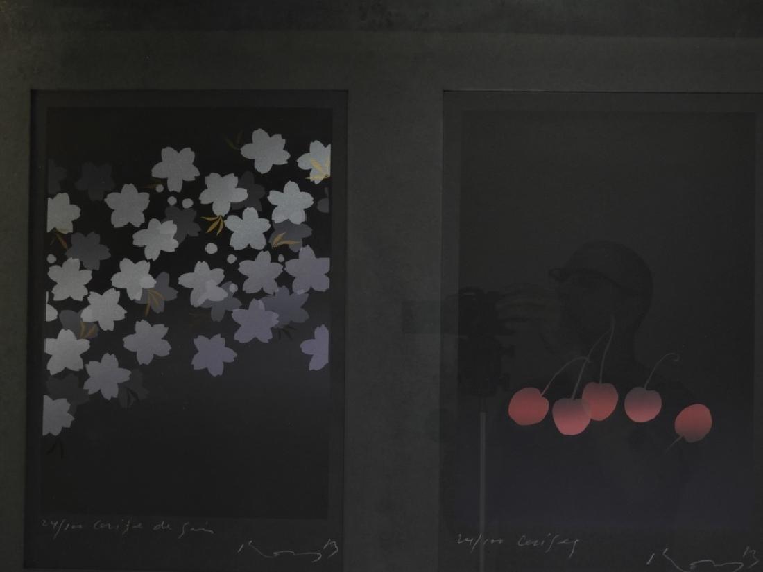 Kozo Inoue Le Temps Des Cerises Floral Portfolio - 2