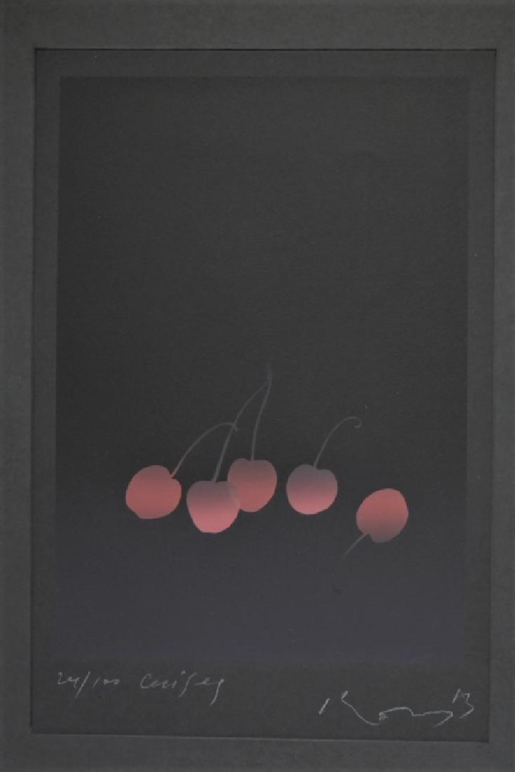 Kozo Inoue Le Temps Des Cerises Floral Portfolio - 3