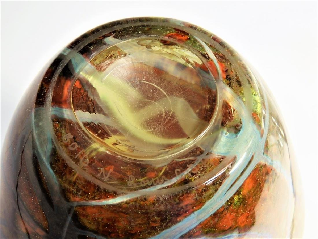 Tiffany Studios Paperweight Favrile Glass Vase - 6