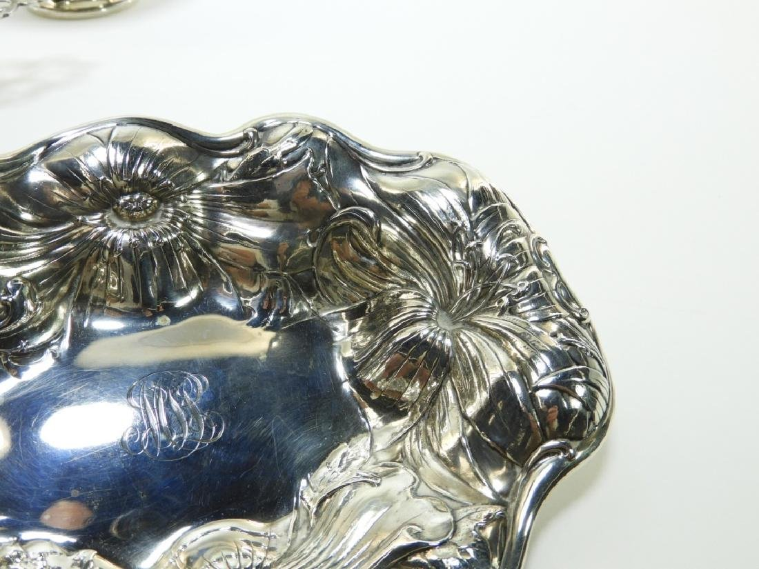 Estate Sterling Silver Hollow Ware Grouping - 7