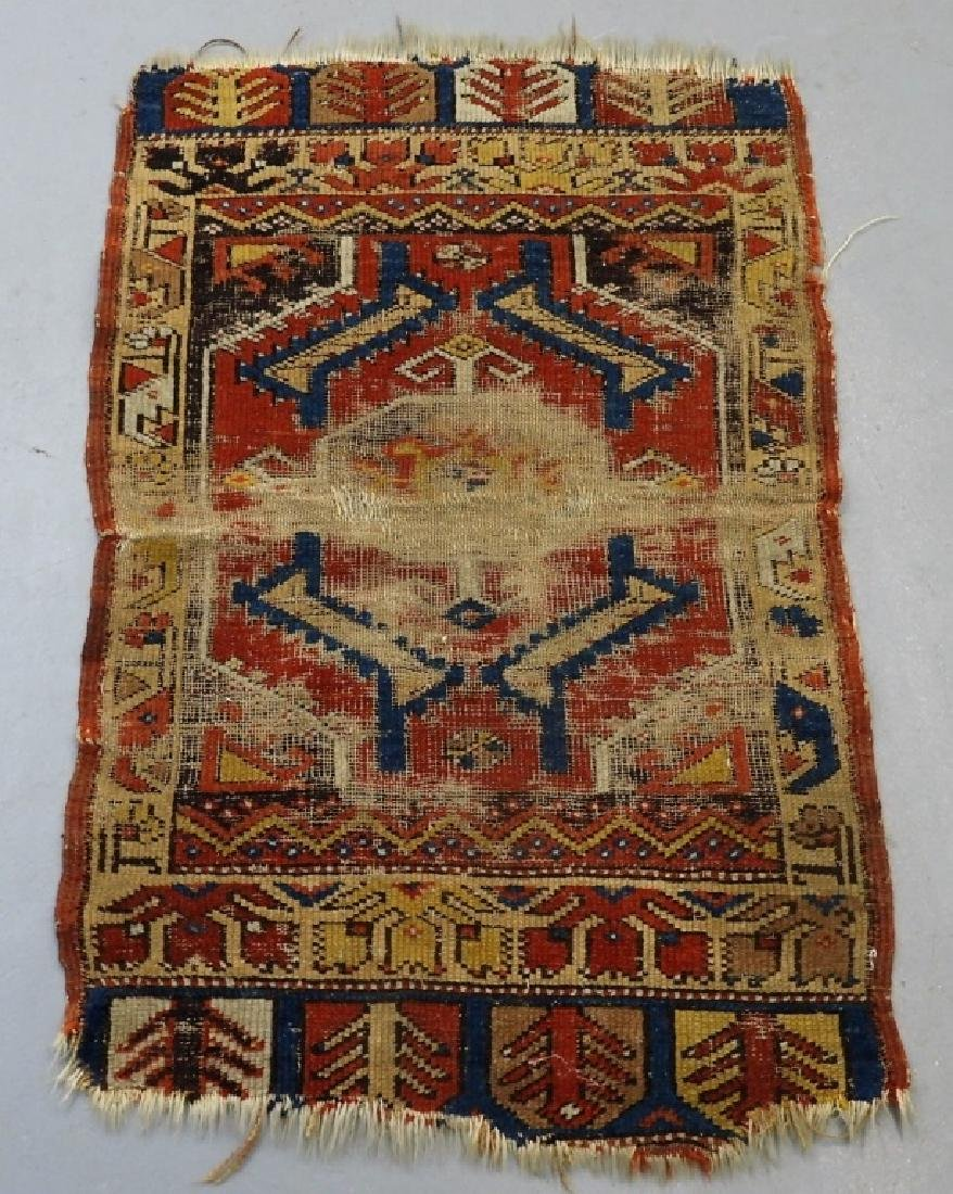 Turkish Yastick wool Carpet Rug Mat