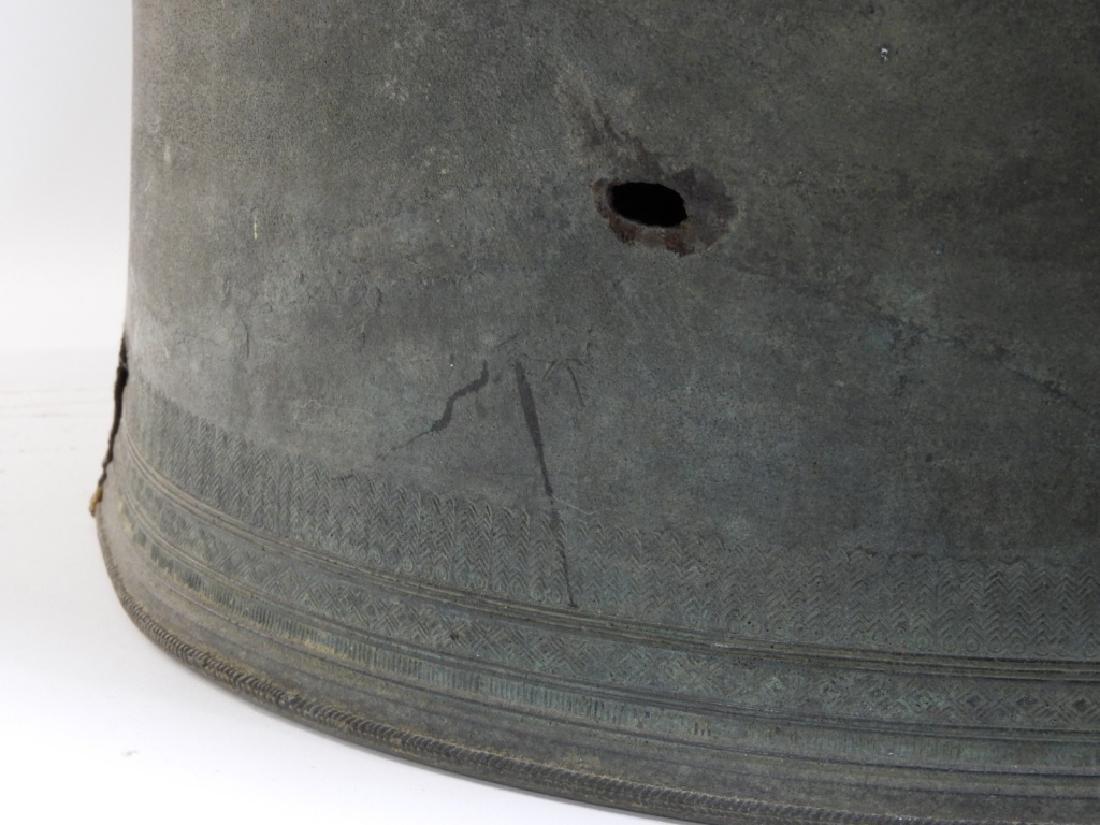 19C. South East Asian Bronze Rain Drum - 6