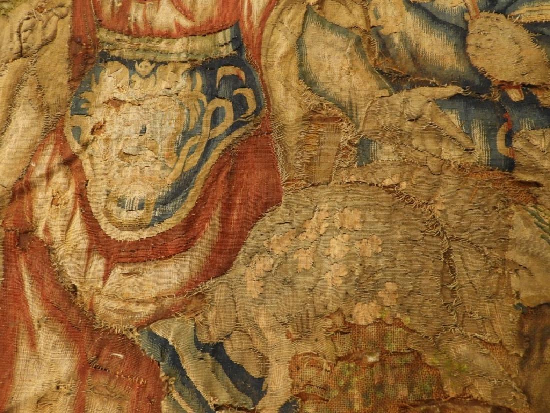 Northwest European Allegorical Reubens Tapestry - 12