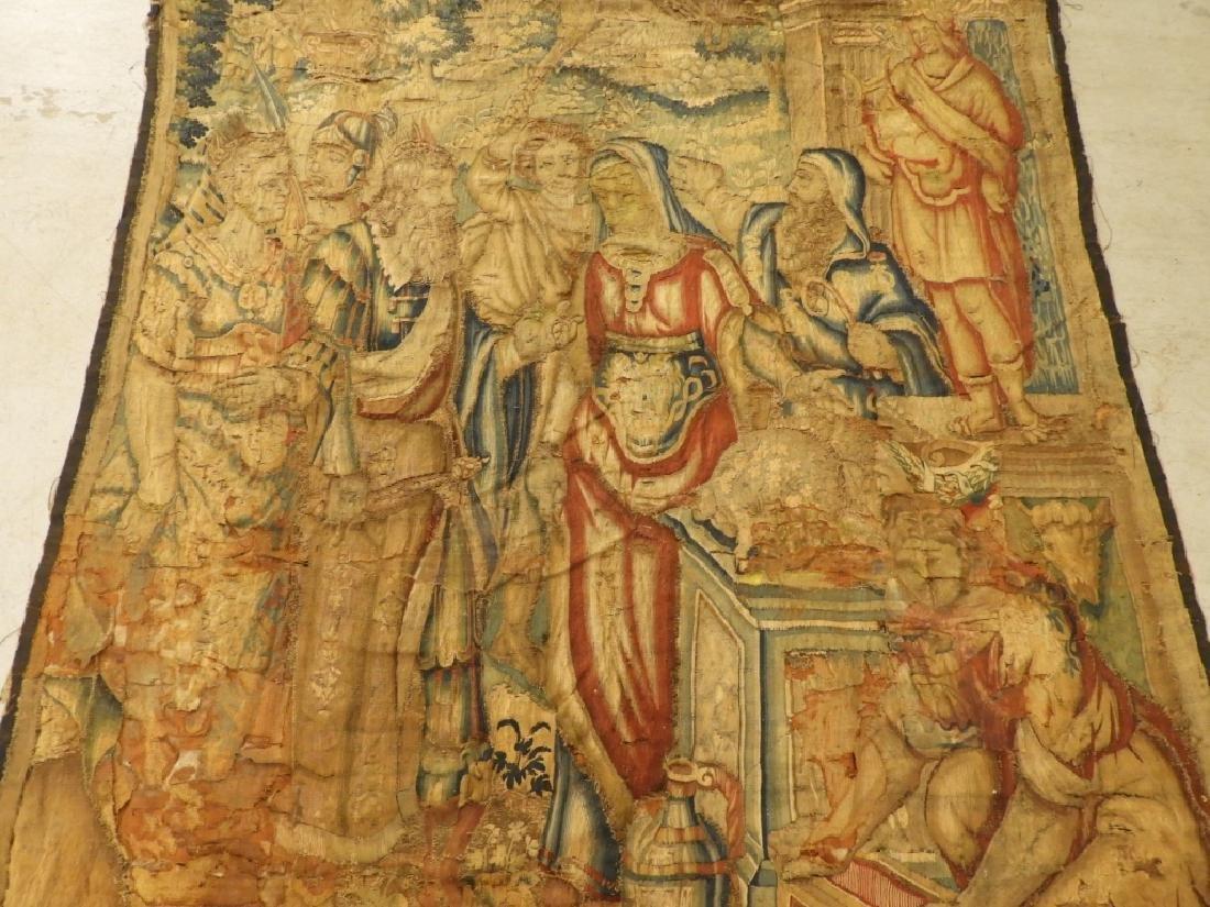 Northwest European Allegorical Reubens Tapestry - 2