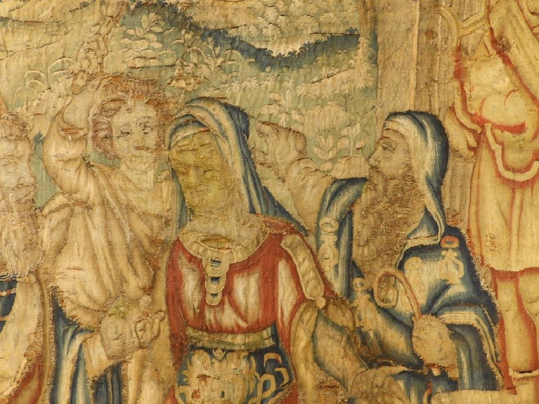 Northwest European Allegorical Reubens Tapestry - 3