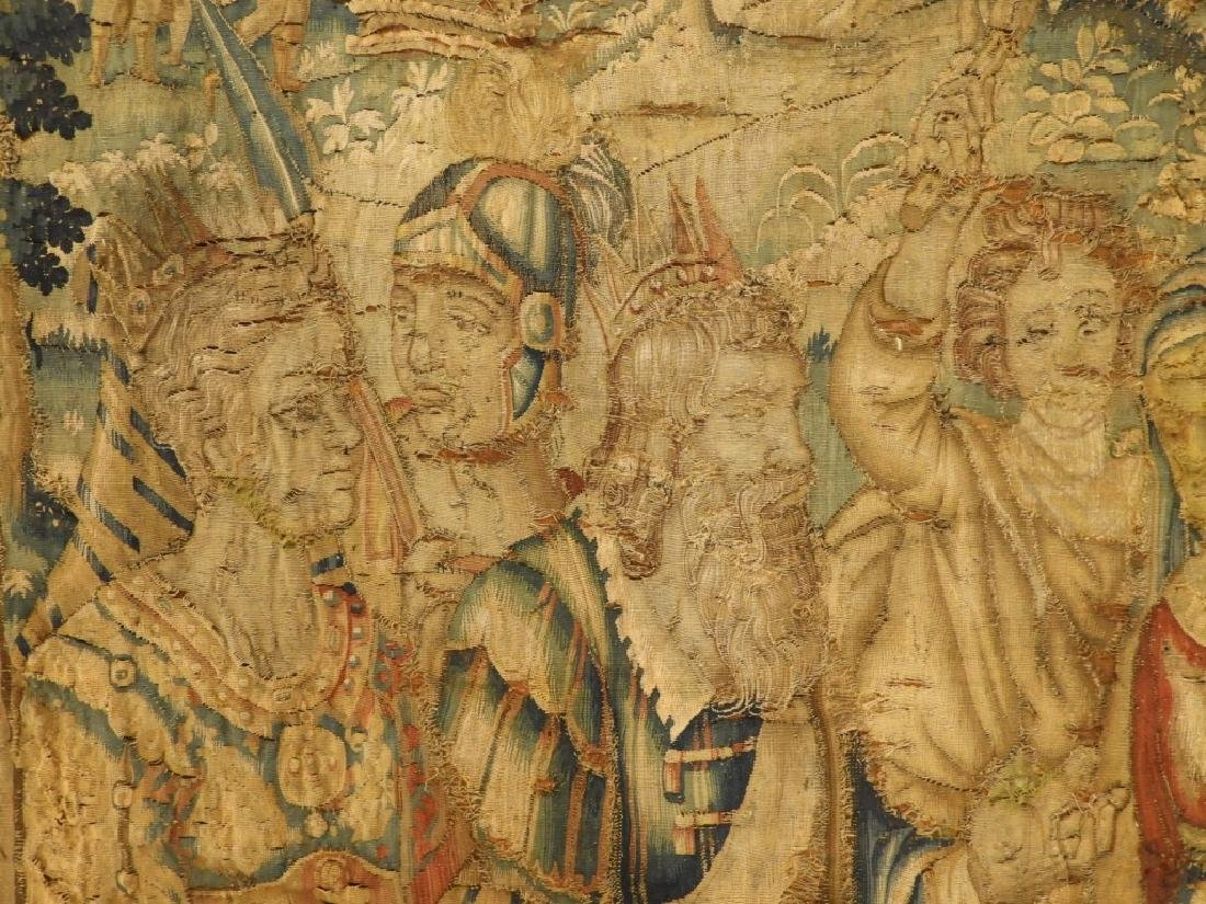 Northwest European Allegorical Reubens Tapestry - 4