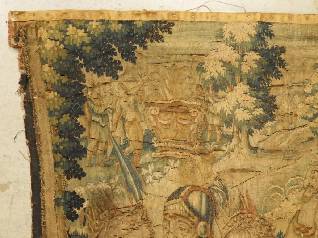 Northwest European Allegorical Reubens Tapestry - 5