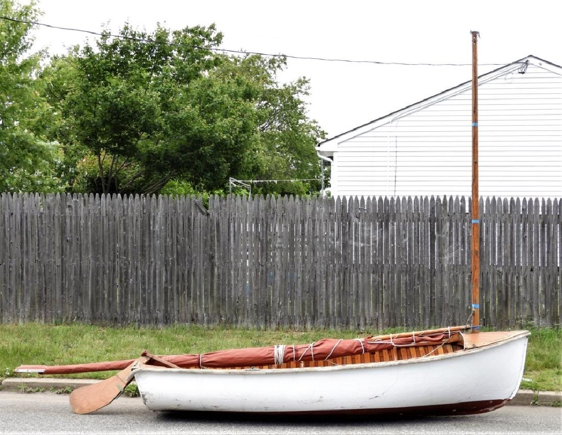 Old Town The Chaisson 10 Foot Dory Tender Boat