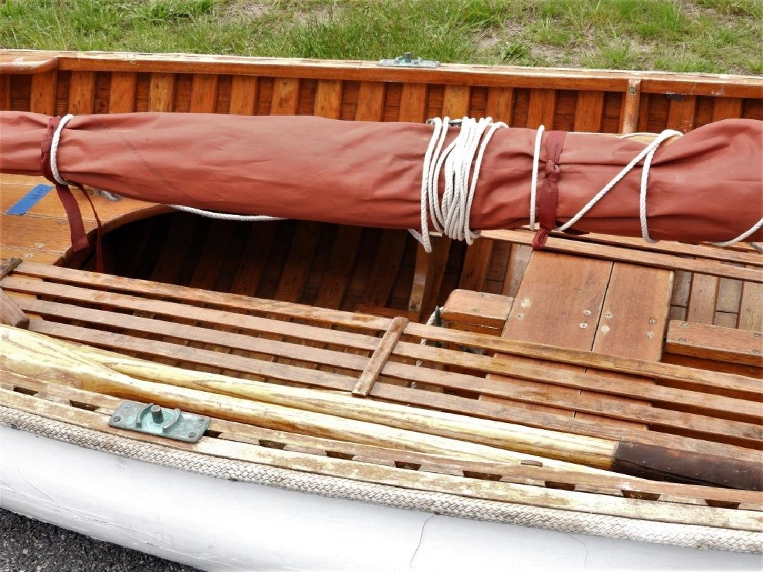 Old Town The Chaisson 10 Foot Dory Tender Boat - 3