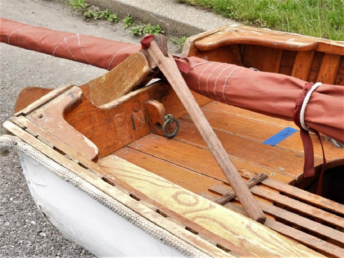 Old Town The Chaisson 10 Foot Dory Tender Boat - 4