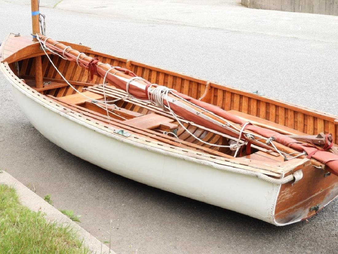 Old Town The Chaisson 10 Foot Dory Tender Boat - 8