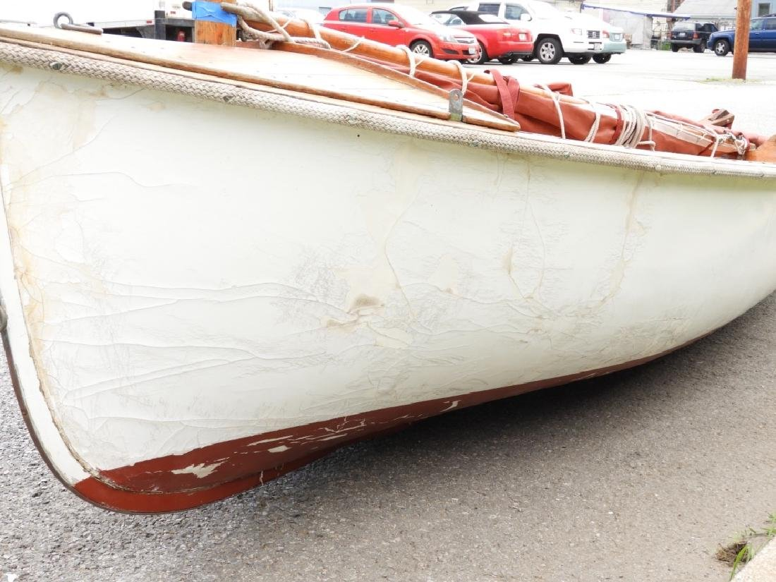 Old Town The Chaisson 10 Foot Dory Tender Boat - 9