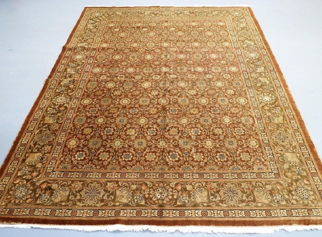 Middle East Bidjar Pishavar Wool Carpet Rug