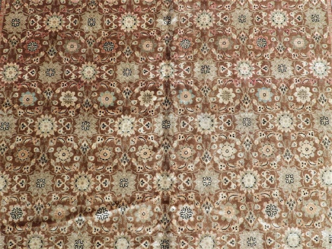 Middle East Bidjar Pishavar Wool Carpet Rug - 2