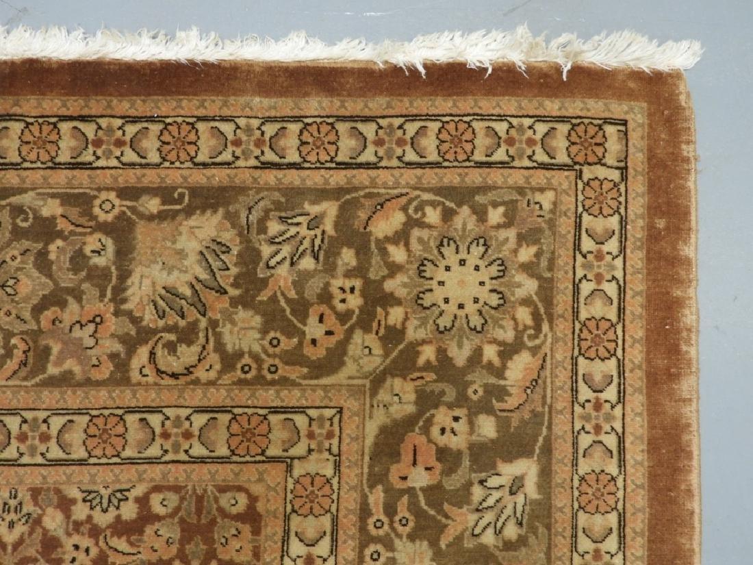 Middle East Bidjar Pishavar Wool Carpet Rug - 4