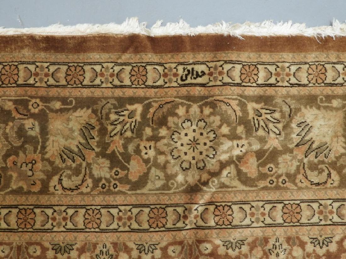 Middle East Bidjar Pishavar Wool Carpet Rug - 5