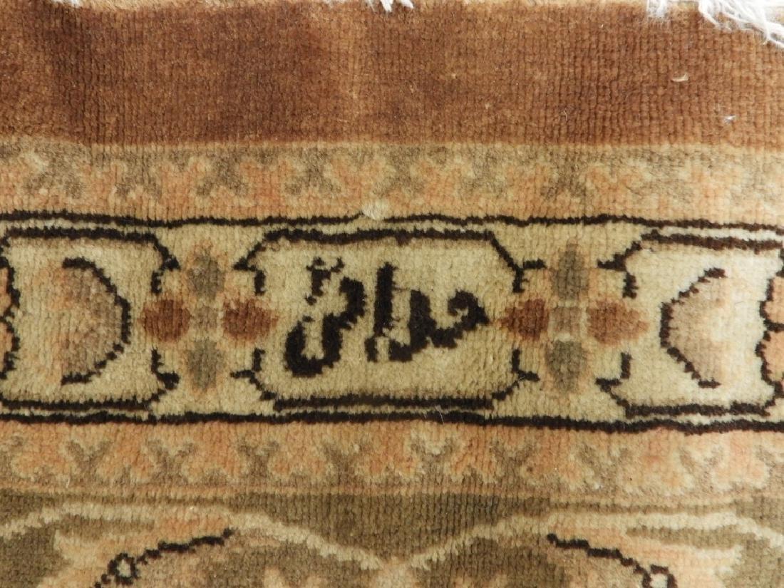 Middle East Bidjar Pishavar Wool Carpet Rug - 6
