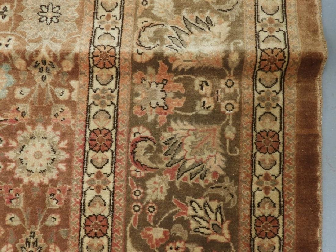Middle East Bidjar Pishavar Wool Carpet Rug - 7