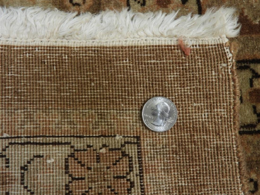 Middle East Bidjar Pishavar Wool Carpet Rug - 8