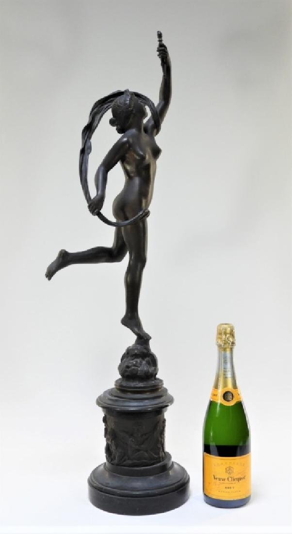 19C European Grand Tour Bronze Sculpture of Venus - 9