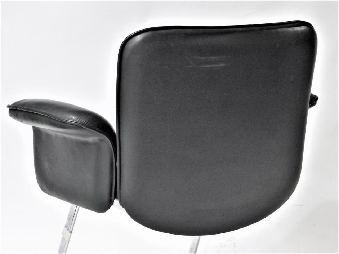 PR Neinkamper Tubular Chrome MCM Arm Chairs - 6