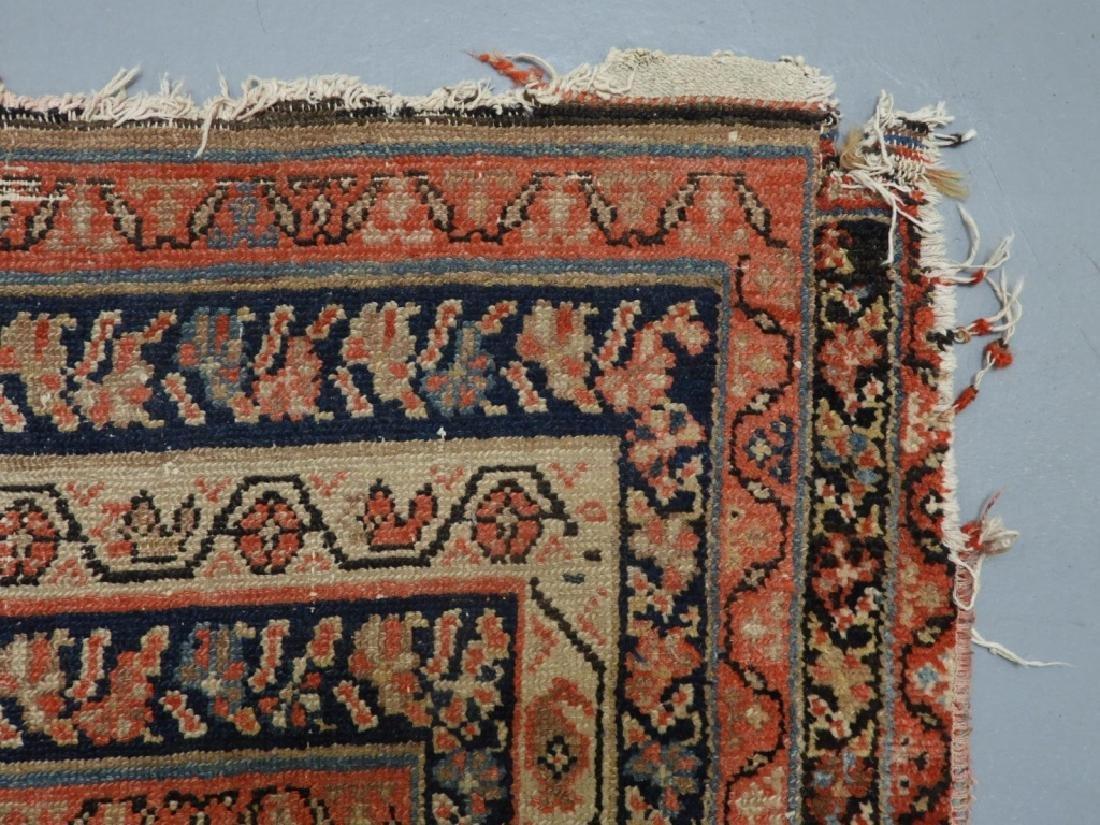 Oriental Persian Tribal Wool Carpet Rug Runner - 3
