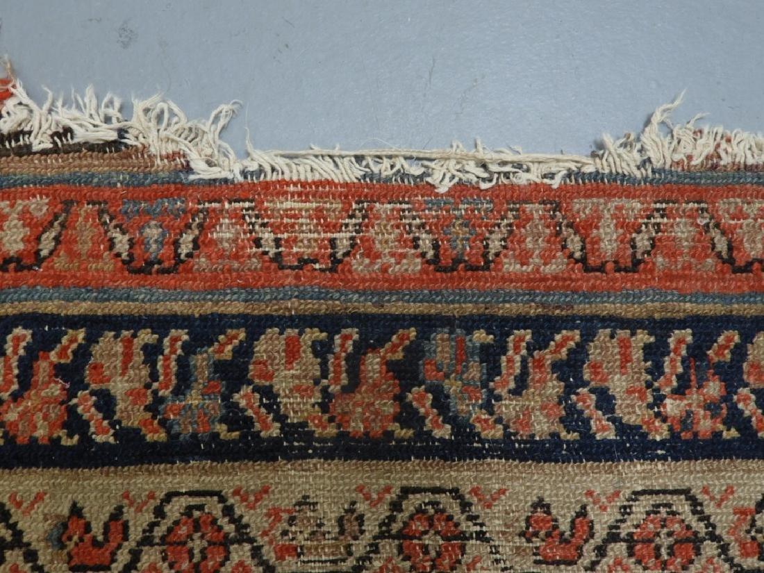 Oriental Persian Tribal Wool Carpet Rug Runner - 4