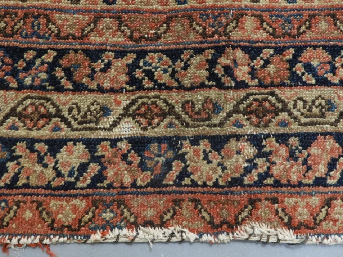 Oriental Persian Tribal Wool Carpet Rug Runner - 7