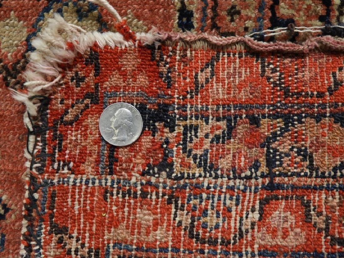 Oriental Persian Tribal Wool Carpet Rug Runner - 8