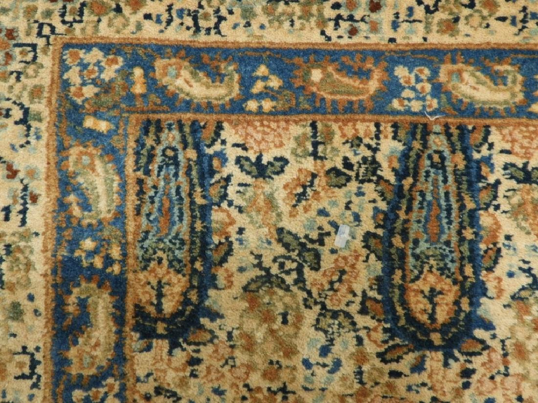 Oriental Persian Paisley Wool Cotton Carpet Rug - 6