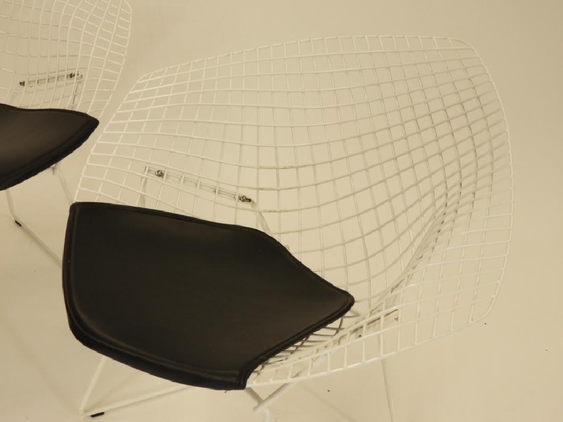 PR Harry Bertoia for Knoll Steel Diamond Chairs - 2