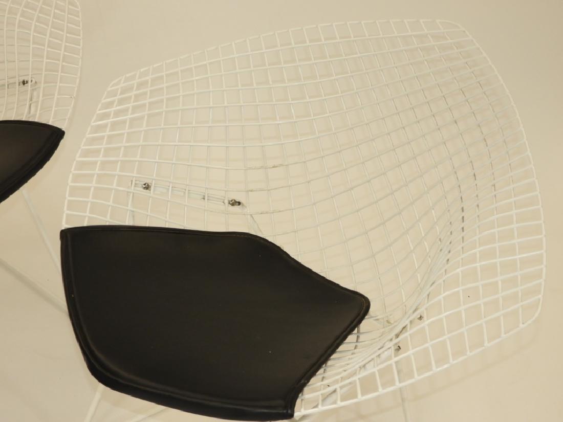 PR Harry Bertoia for Knoll Steel Diamond Chairs - 3