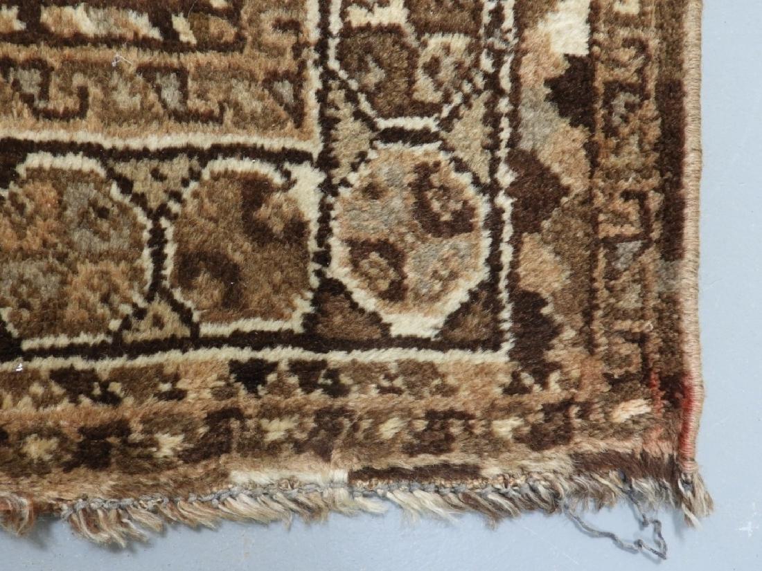 Oriental Persian Ghashghaei Camel Hair Carpet Rug - 6