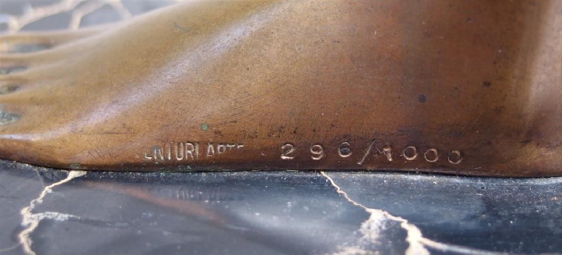 Bruno Bruni La Divina Bronze Sculpture of Nude - 10
