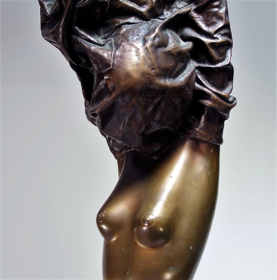 Bruno Bruni La Divina Bronze Sculpture of Nude - 3